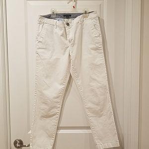 🎈Tommy Hilfiger white pants